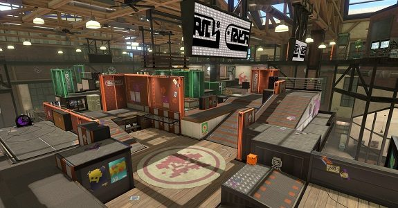 splatoon 2 returning stage and two weapons for the august update