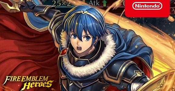 Fire Emblem Heroes Marth Hero-King