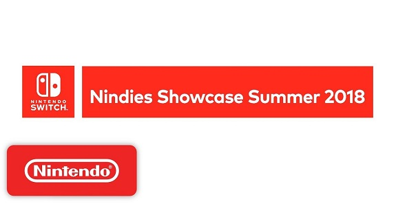 Nindie Showcase Summer 2018