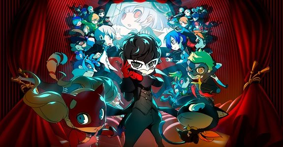 Persona Q2 New Cinema Labyrinth