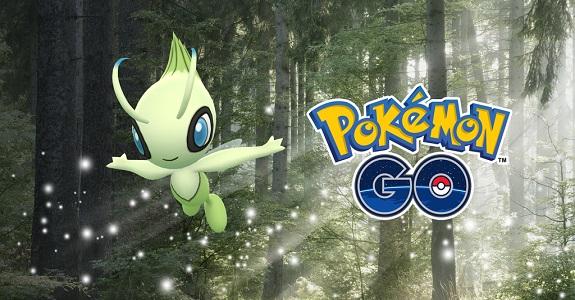 Pokémon GO Celebi