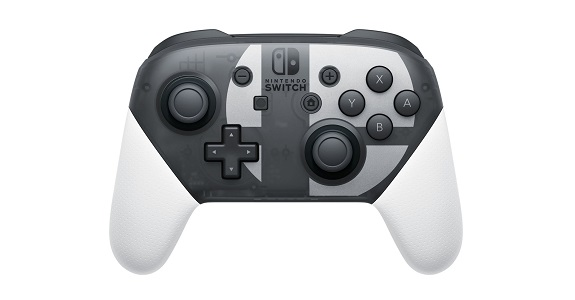 Super Smash Bros. Ultimate Nintendo Switch Pro Controller