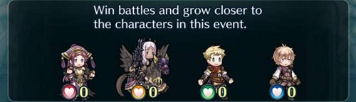 Fire Emblem Heroes Bonds 4