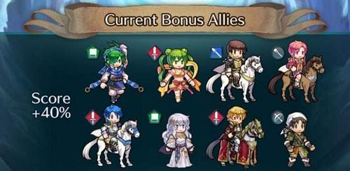 Fire Emblem Heroes TT6 Bonus