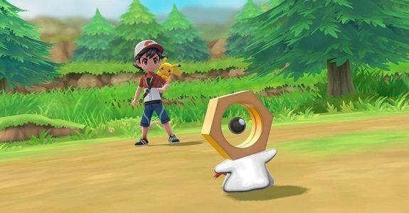 Meltan - Pokémon: Let's Go, Pikachu / Eevee!