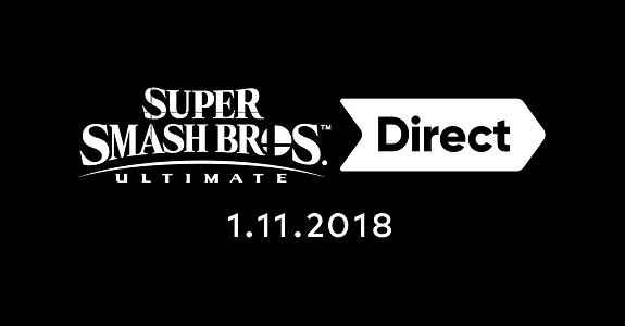 Super Smash Bros. Ultimate Direct November 2018