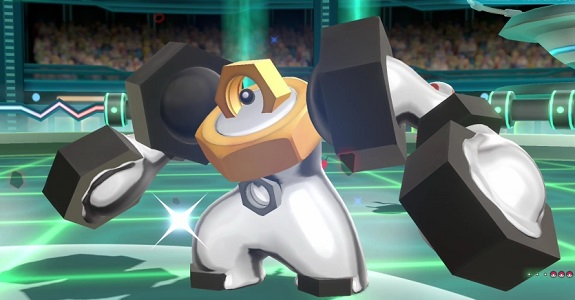 Pokémon: Let's Go Pikachu Eevee - Meltan