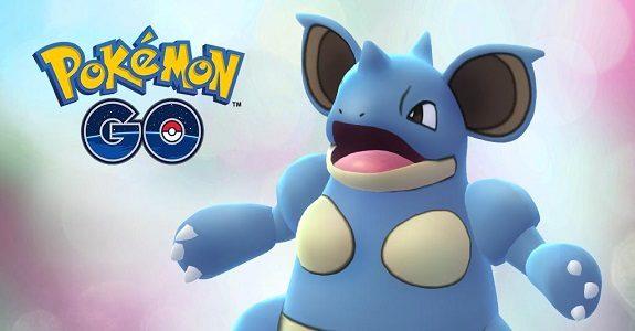 Pokémon GO Female