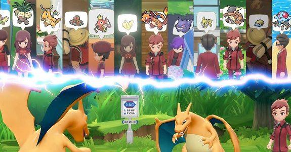 Pokémon: Let's Go - Master Trainers