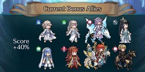 Fire Emblem Heroes Tempest Plus 8 bonus