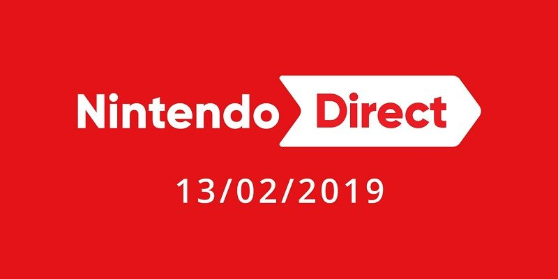 Nintendo Direct Feb