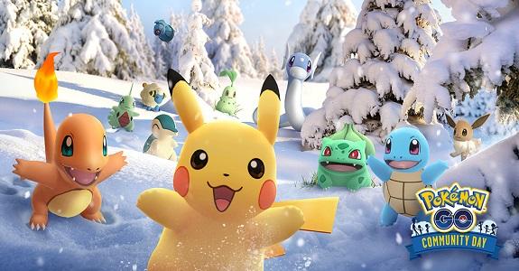 Pokémon GO news (Nov  23): Community Day / Storage increase