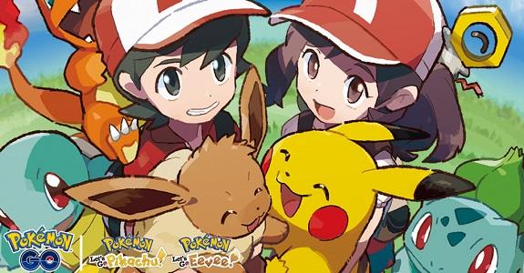 Pokémon GO Let's Go
