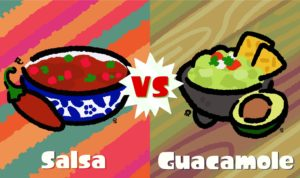 Splatoon 2 Splatfest 16 NA