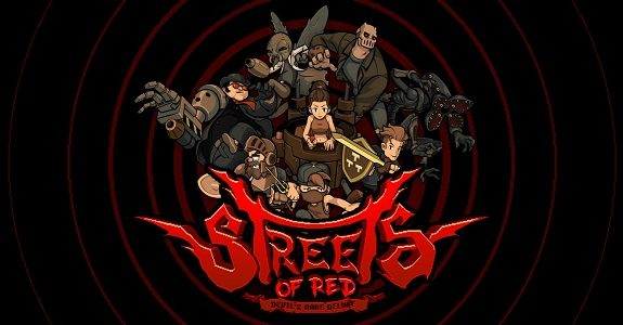 Streets of Red - Devils Dare Deluxe
