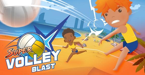 Super Volley Blast