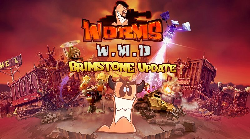 Worms W.M.D. Brimstone