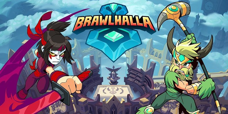 Brawlhalla (Switch): Software updates (latest: Patch 3 47