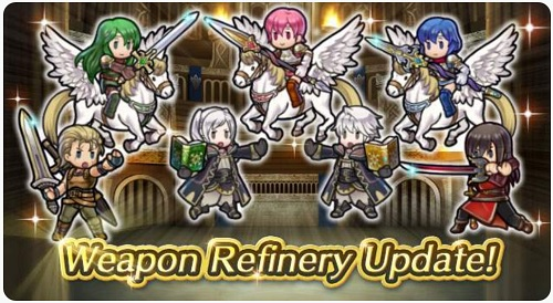Fire Emblem Heroes Weapon Refinery v3