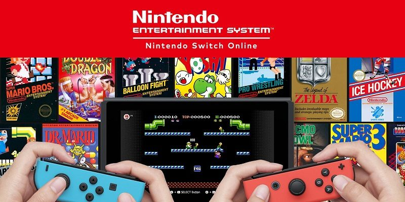 Nintendo Entertainmlent System - Nintendo Switch Online
