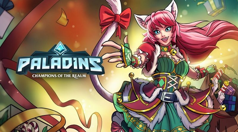 Paladins (Switch): Software updates (latest: Ver  2 02