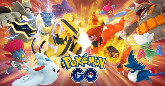 Pokémon GO Trainer Battles 2