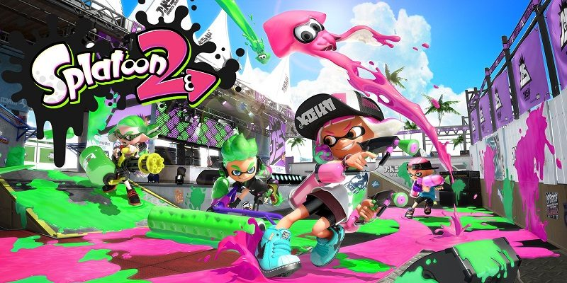Splatoon 2 Software Updates Latest Update Ver 440 Perfectly