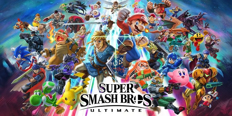 Super Smash Bros  Ultimate (Switch): Software updates (Ver