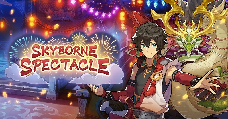 Dragalia Lost Skyborne Spectacle