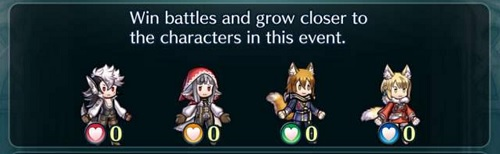 Fire Emblem Heroes Bonds 7