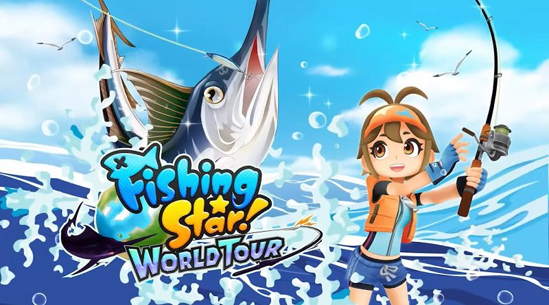 Fishing ★ Star: World Tour