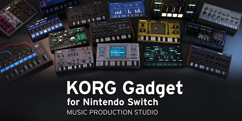 KORG Gadget for Nintendo Switch (Switch): Software updates (latest