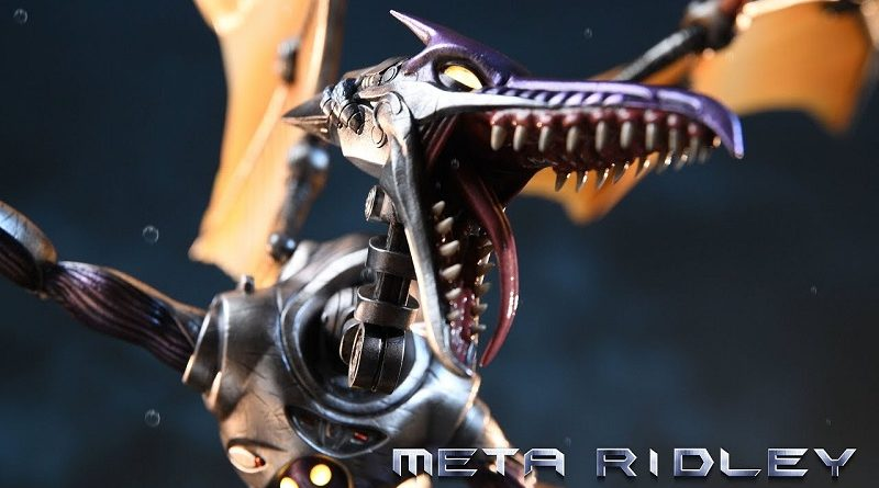 Meta Ridley First 4 Figures