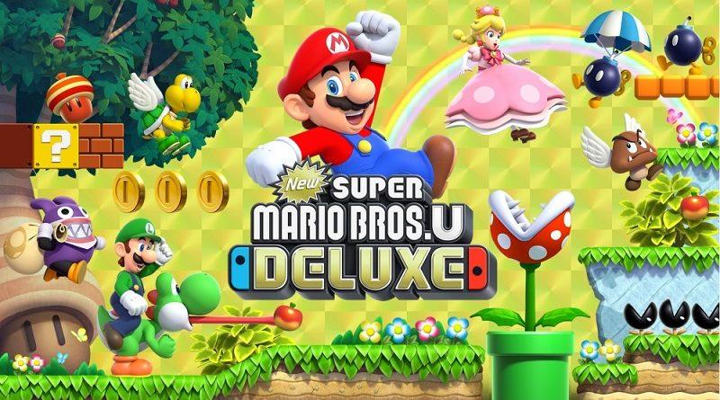 Nintendo news (Jan  5): Nintendo Minute (New Super Mario