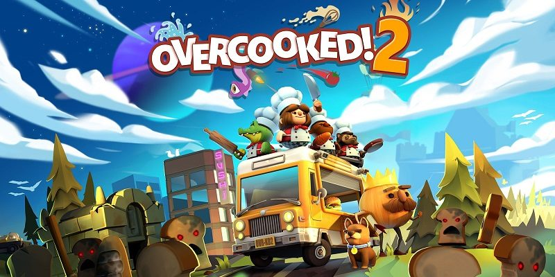 Overcooked! 2 (Switch): Software updates - Perfectly Nintendo