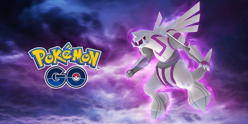 Pokémon GO Palkia