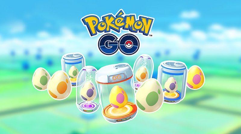 Pokémon Go Hatchaton
