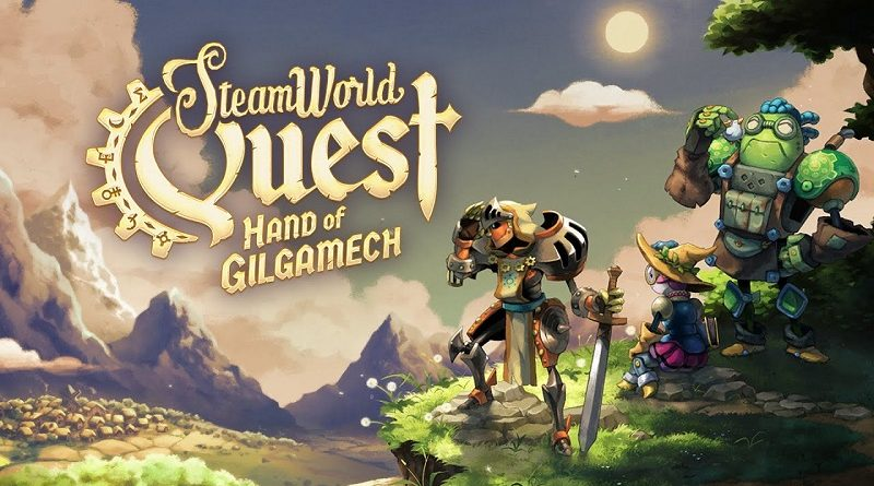 SteamWorld Quest: The Hand of Gilgamesh