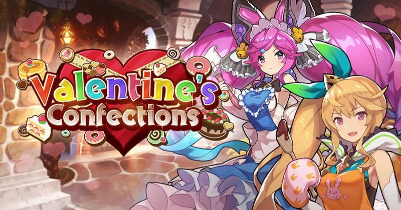 Dragalia Lost Valentine's Confections