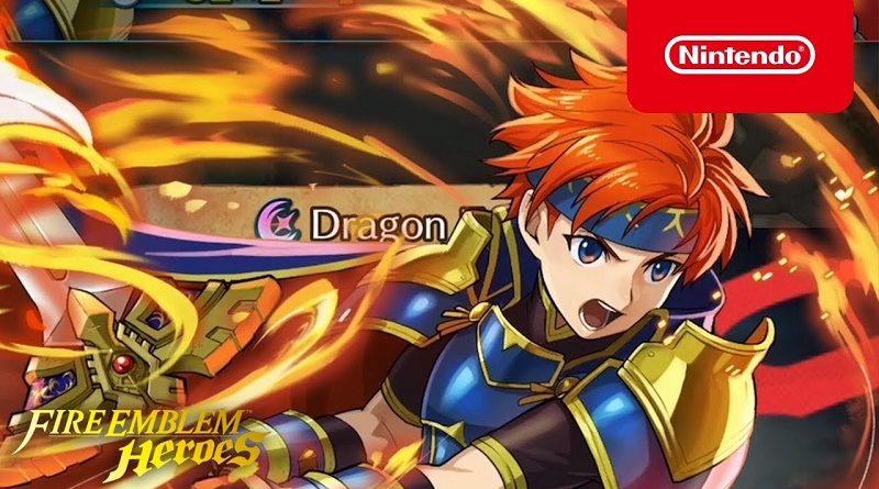 Fire Emblem Heroes Blazing Roy