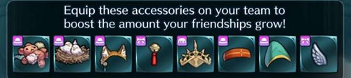 Fire Emblem Heroes Forging Bond 8 Accessories