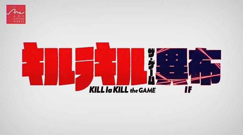 KILL LA KILL -IF-
