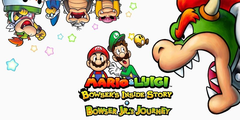Mario & Luigi: Bowser's Inside Story + Bowser Jr. Journey