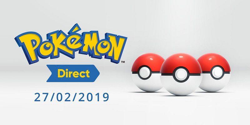 Pokémon Direct 2019