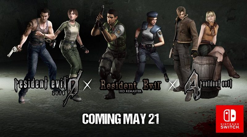 Resident Evil Switch