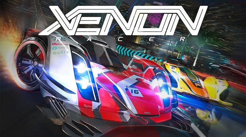 Xenon Racer to feature music by Monstercat artists - Perfectly Nintendo