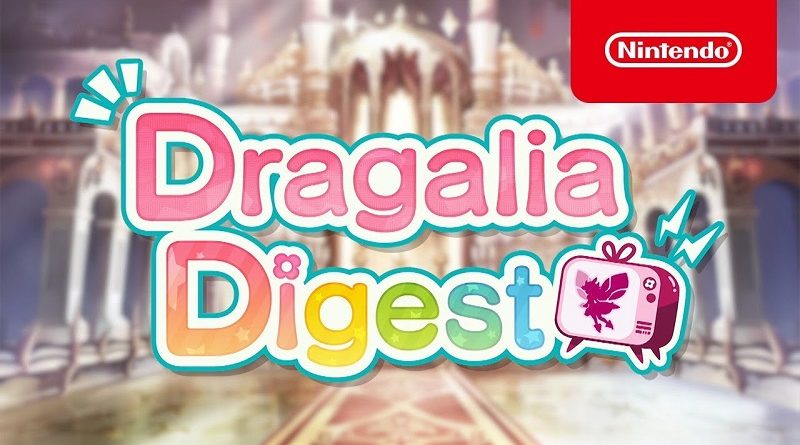 Dragalia Lost Dragalia Digest
