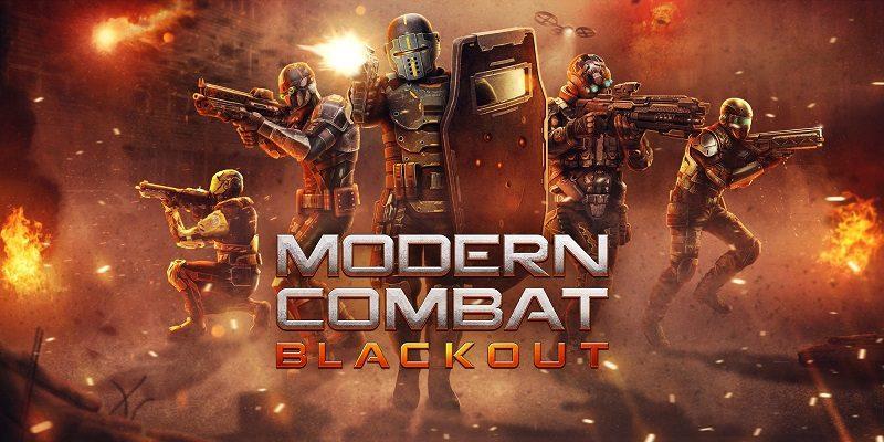 Modern Combat Blackout