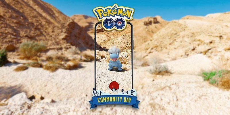 Pokémon GO Community Day April