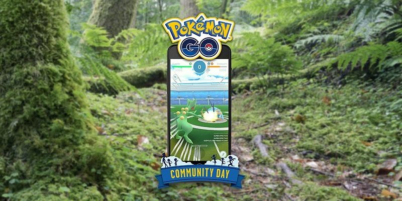 Pokémon GO Community Day March